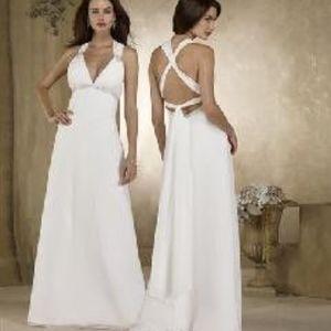 David's Bridal Galina dress